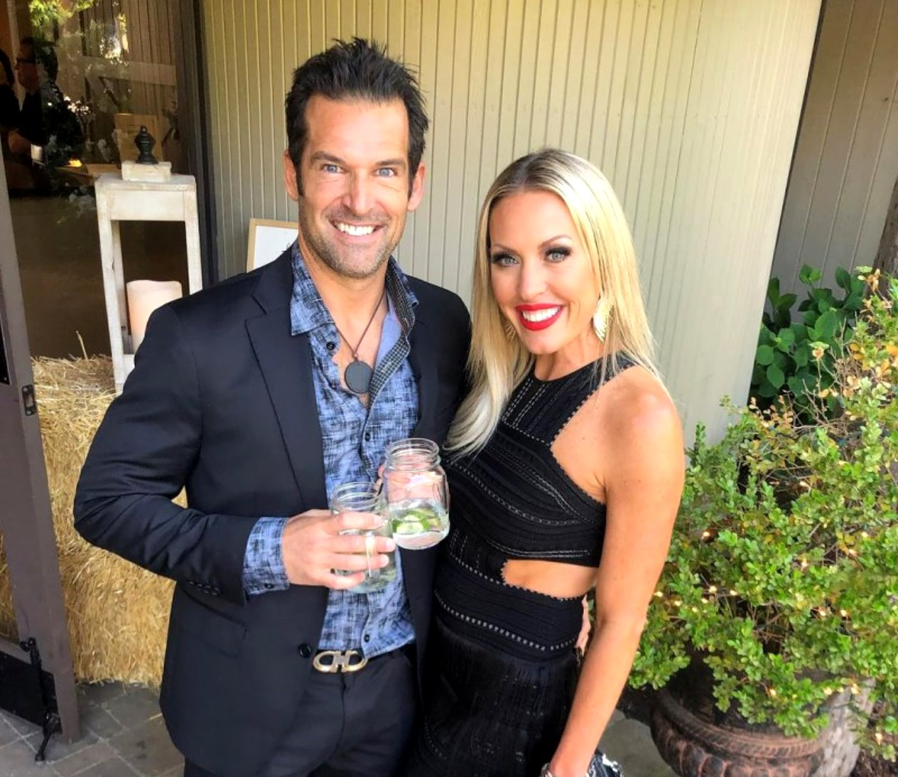 """RHOC: Braunwyn Windham-Burke Cries Over Backlash For Physically Abusing Husband Sean Burke as She Says It's """"Much Worse"""" Than She Expected, Plus Sean Addresses the Abuse"""