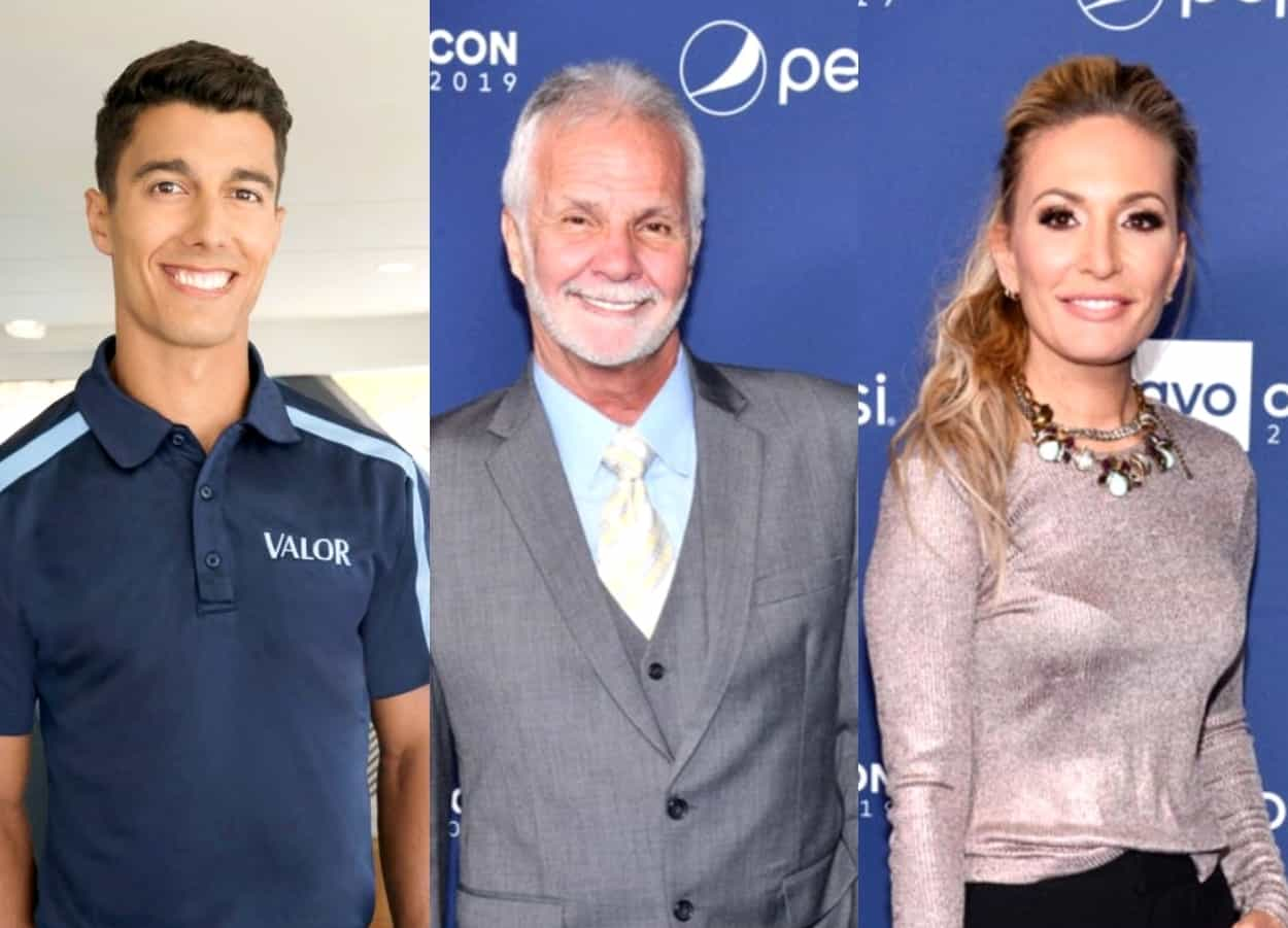 "Below Deck Alum Bruno Duarte Alleges Captain Lee ""Forced"" Him To Ingest Alcohol, Claims Kate Chastain Was Drinking On Charter"
