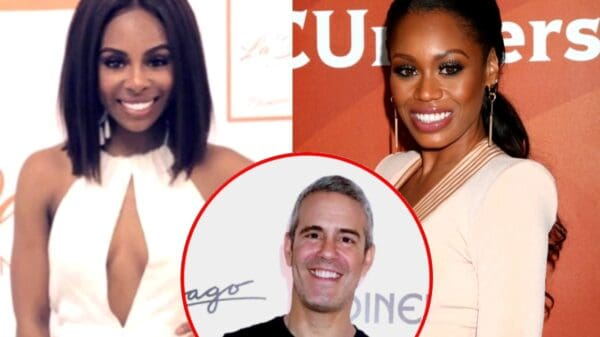 "Candiace Dillard-Bassett Responds to Fans Believing Andy Cohen Sided With Her at RHOP Reunion, Plus She Slams ""Sociopath"" Monique Samuels, Cites Mother-in-Law's Past Shade"