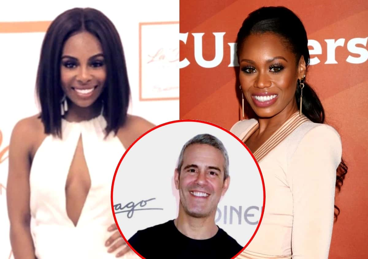 """Candiace Dillard-Bassett Responds to Fans Believing Andy Cohen Sided With Her at RHOP Reunion, Plus She Slams """"Sociopath"""" Monique Samuels, Cites Mother-in-Law's Past Shade"""