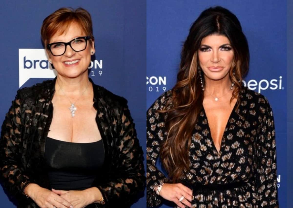 RHONJ Alum Caroline Manzo Reveals What Led to Her Falling Out With Teresa Giudice and Chronicles Their Super Bowl Ad Interaction, Plus Explains Why She Quit and Reveals How Her Kids' Lives Are Different Because of the Show