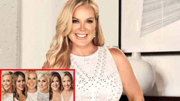 Elizabeth Vargas Claims Braunwyn Windham-Burke Hasn't Been Fired And Says The Entire RHOC Cast Is Returning For Season 16 As Fans Weigh In