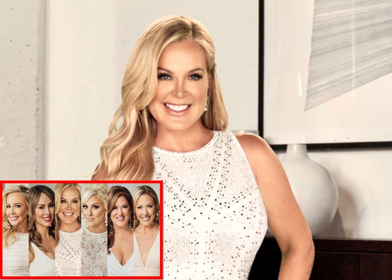 Elizabeth Vargas Suggests Braunwyn Windham-Burke Hasn't Been Fired and Hints at Which RHOC Cast Members Will Return Next Season as Fans Weigh in
