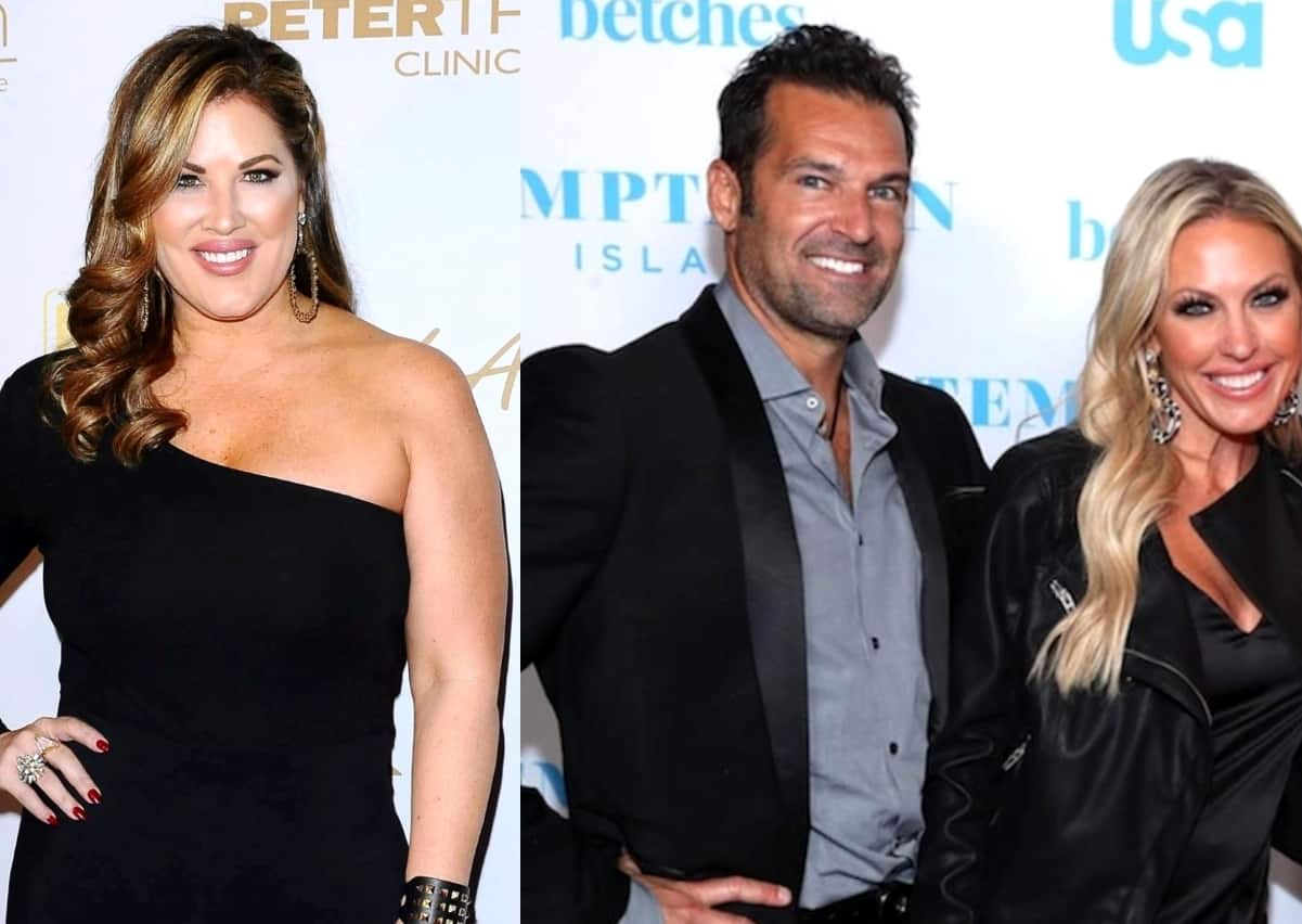 Emily Simpson Calls Out Braunwyn Windham-Burke for Physically Abusing Husband Sean Burke in Front of Kids, Accuses Her of Playing Victim, Plus She Reacts to RHOC Fan Boycott Over Kelly