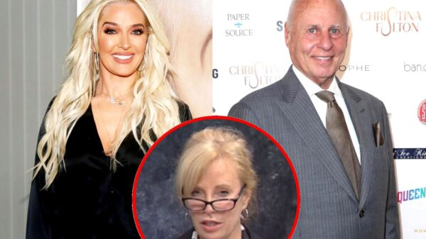"RHOBH Star Erika Jayne Accused of Criminal Conduct and ""Harassment"" After Exposing Husband Thomas Girardi's Relationship With Justice Tricia A. Bigelow, Get Details on the Judge as Her Attorney Confirms They Dated"