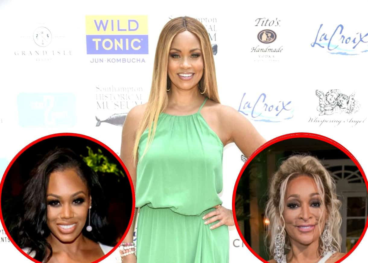 """Gizelle Bryant on if Monique Samuels Will Return to RHOP Next Season, Responds to Karen's Shady Digs About Her Style and Says There Was """"No Resolution"""" at Reunion, Plus Live Viewing Thread!"""