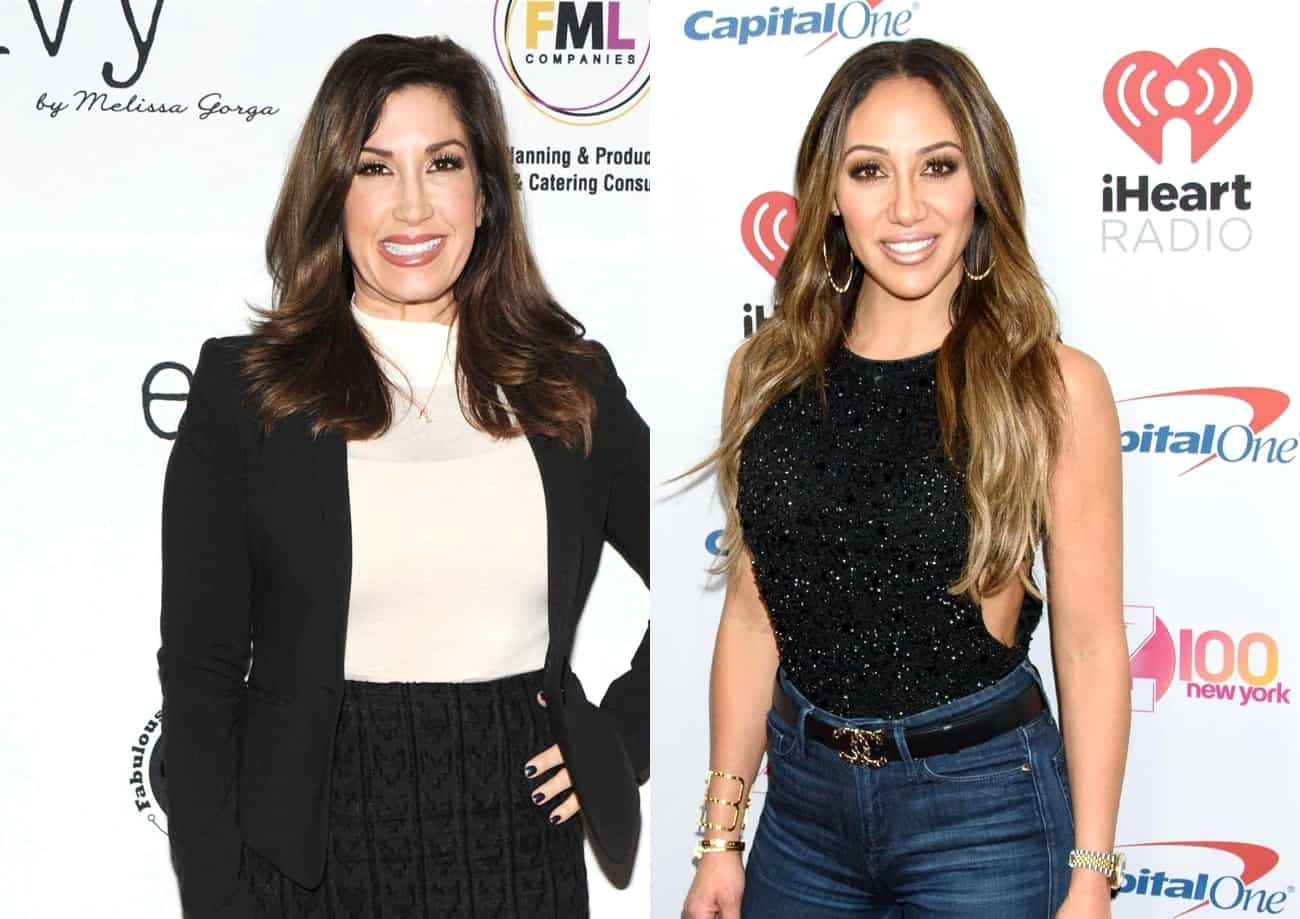 "RHONJ Alum Jacqueline Laurita Shades Melissa Gorga, Doesn't Get Her ""Purpose on the Show,"" Shares Where She Stands With Teresa Giudice and if She'd Ever Make a Return"