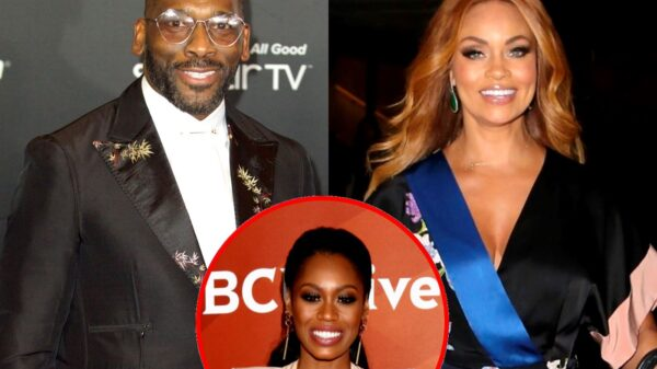 Gizelle's Ex Husband Jamal Bryant Reacts to Cheating Claims Made by Monique Samuels on RHOP Reunion, See His Post