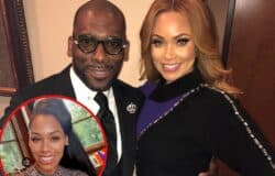 "Gizelle Bryant Shares Update on Relationship With Jamal Bryant Amid Cheating Rumors, Claims Monique Samuels' Allegations Were a ""Huge Deflection"" From Her Behavior, Plus RHOP Reunion Live Viewing Thread!"