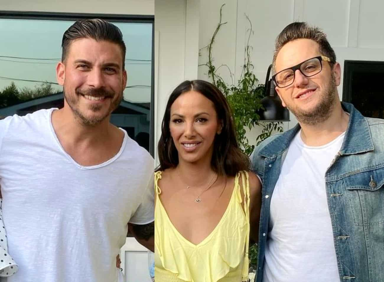 "Jax Taylor Reacts to Kristen's Boyfriend Dissing Bravo as ""Hypocrites"" and Admits He's Been Pretending to Work at SUR for Years After His Vanderpump Rules Exit, Says He's ""Too Old"" for Show as Kristen Reacts"