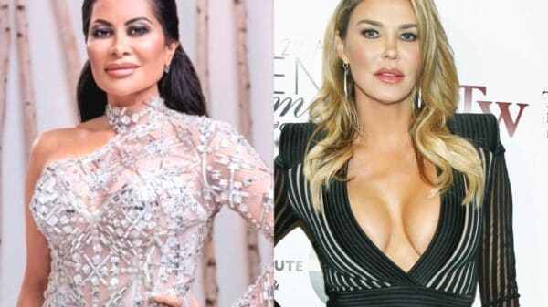 "RHOSLC's Jen Shah Lashes Out At RHOBH Alum Brandi Glanville In A Profanity-Laced Rant While Jen's Co-Star Heather Gay Says Jen's Behavior Has Made Her Feel ""Sick"""