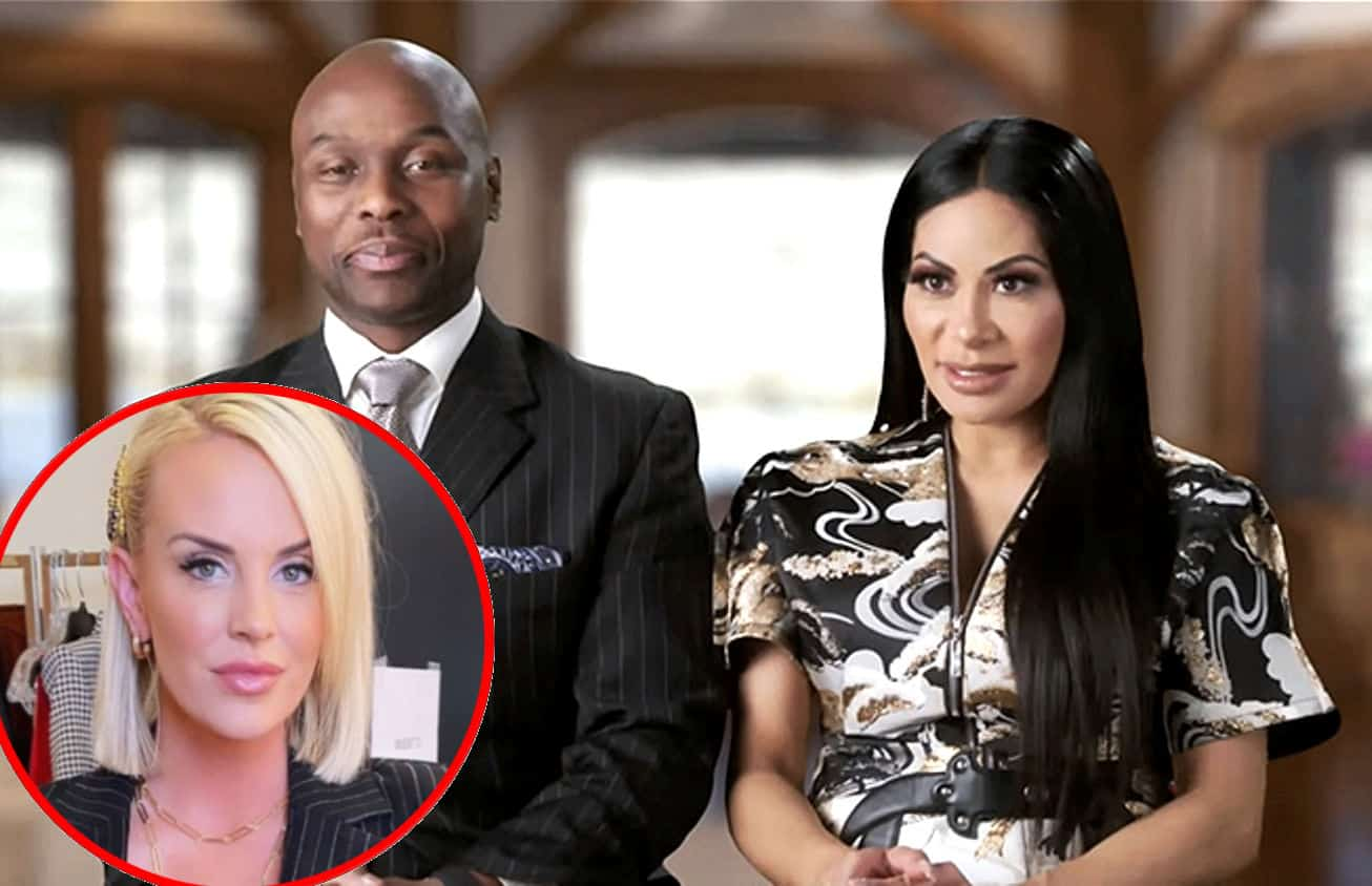 RHOSLC Star Jen Shah Accuses Costar of 'F--king Up' Her Marriage to Sharrieff Shah as She Blasts Whitney Rose and Breaks Fourth Wall to Producers, Plus Live Viewing Thread!