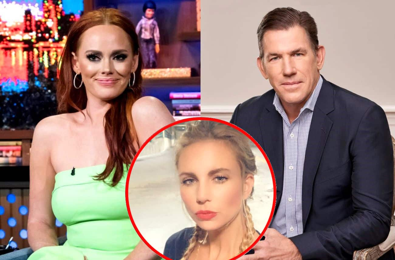 "Source Claims Southern Charm Star Kathryn Dennis Wants To ""Get To Know"" Thomas Ravenel's Fiancée Amid Latest Custody Battle"