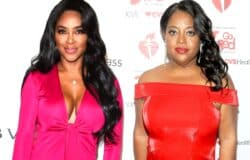 "RHOA Star Kenya Moore Slams Sherri Shepherd as ""Arrogant"" and Blames Her for ""Worst Appearance"" on WWHL, Offers a Divorce Update Amid Marc Daly Rumors"
