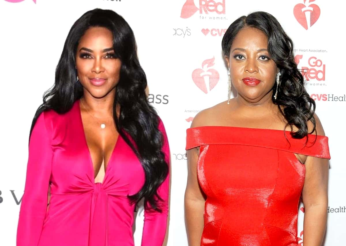 """RHOA's Kenya Moore Slams Sherri Shepherd for Trying to """"Take Over"""" WWHL During """"Worst Appearance"""" and Says She Was """"Very Arrogant,"""" Plus Offers a Divorce Update Amid Marc Daly Rumors and Explains Why She Went Public With Weight Gain"""