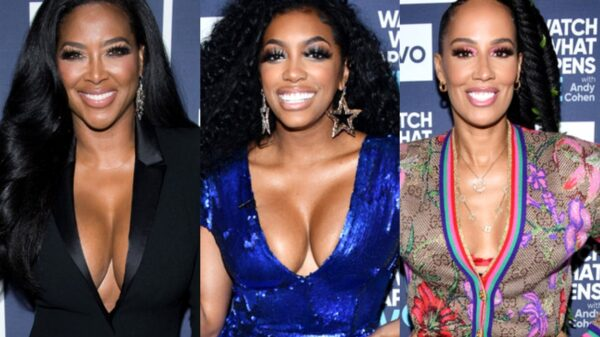 """RHOA's Tanya Sam and Porsha Williams Seemingly Respond to Kenya Moore's Claims That The Two Fell Out After StripperGate Scandal: """"Empowered Women Empower Women!"""""""