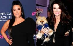 'RHOBH' Kyle Richards Sends Condolences to Lisa Vanderpump After the Death of Giggy, Plus Garcelle Beauvais and Other Bravolebrities React to the Tragic Passing