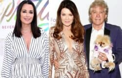 "RHOBH's Kyle Richards Gives Nod to Feud With Lisa Vanderpump by Sharing an End of the Year ""Goodbye"" Post, See How Fans Are Reacting After She Pokes Fun at Ken Todd for Kicking Her Out of Their Home"