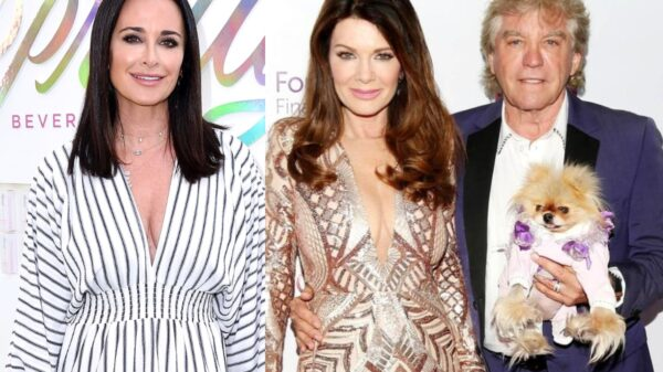 "RHOBH's Kyle Richards Gives Nod to Her Feud With Lisa Vanderpump by Sharing an End of the Year ""Goodbye"" Post, See How Fans Are Reacting After She Pokes Fun at Ken Todd for Kicking Her Out of Their Home"