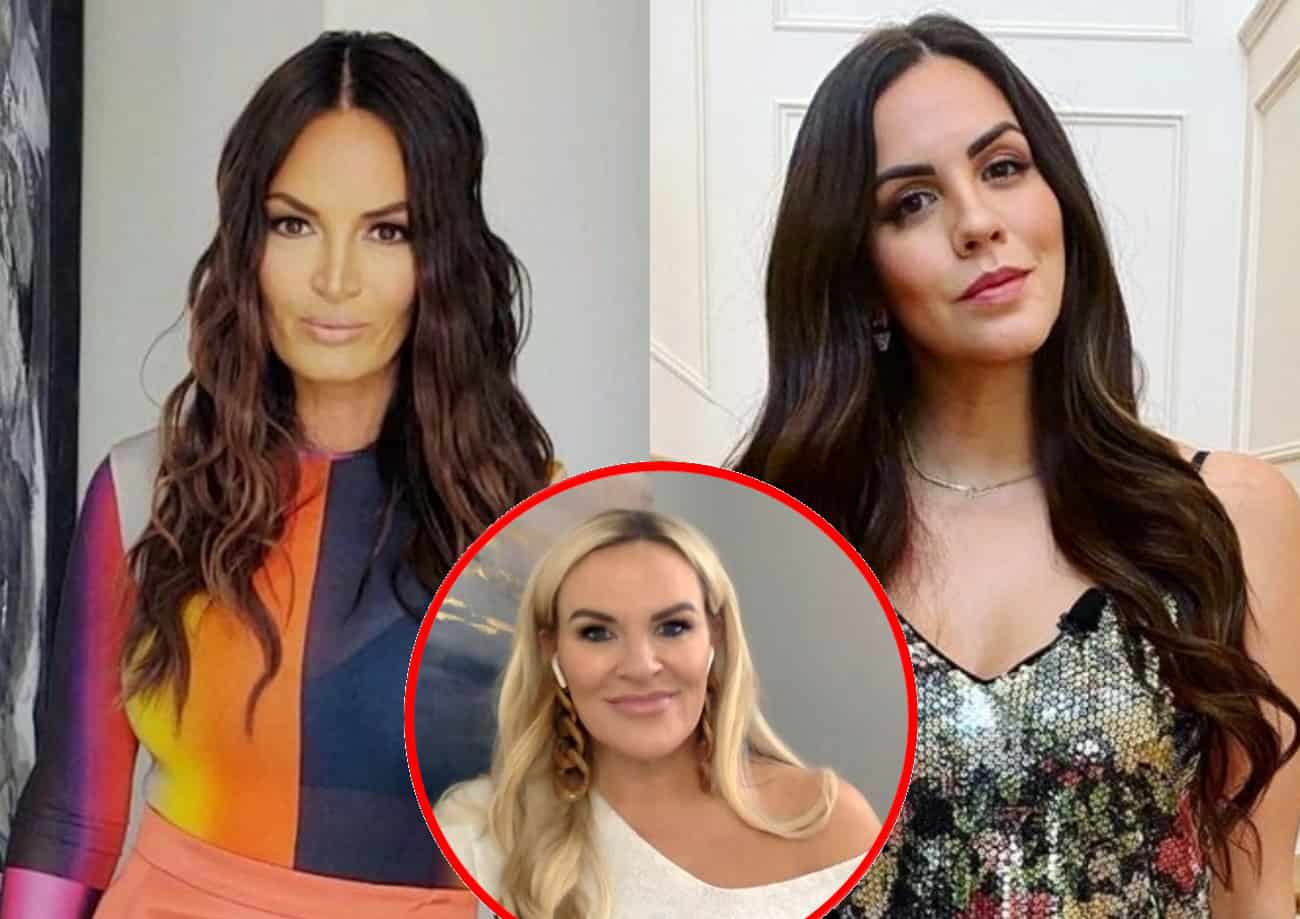 "Lisa Barlow Responds to Pump Rules Star Katie Maloney's Recent Shade, Says Heather Gay is Making Her Look ""Mean"" and ""Dismissive"" to ""Paint a Narrative For Herself,"" Plus RHOSLC Live Viewing Thread!"