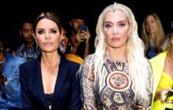 "'RHOBH' Lisa Rinna Suggests Erika Jayne Will Discuss Divorce and Legal Drama on New Season and Responds to Backlash Over Stimulus Post, Plus Kyle Admits to Feeling ""Helpless"" Amid Pandemic"