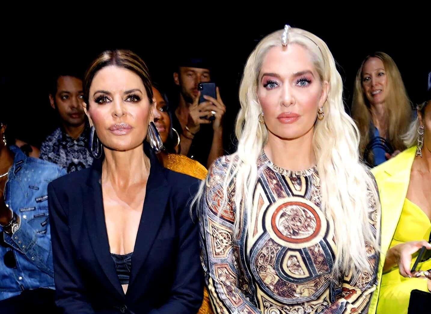"""RHOBH's Lisa Rinna Asks Fans to Be """"Patient"""" and Defends Erika After Death Threats, Claims They're """"Devastated for the Victims"""" as Attorney Accuses Her of """"Pretending"""" to Care"""