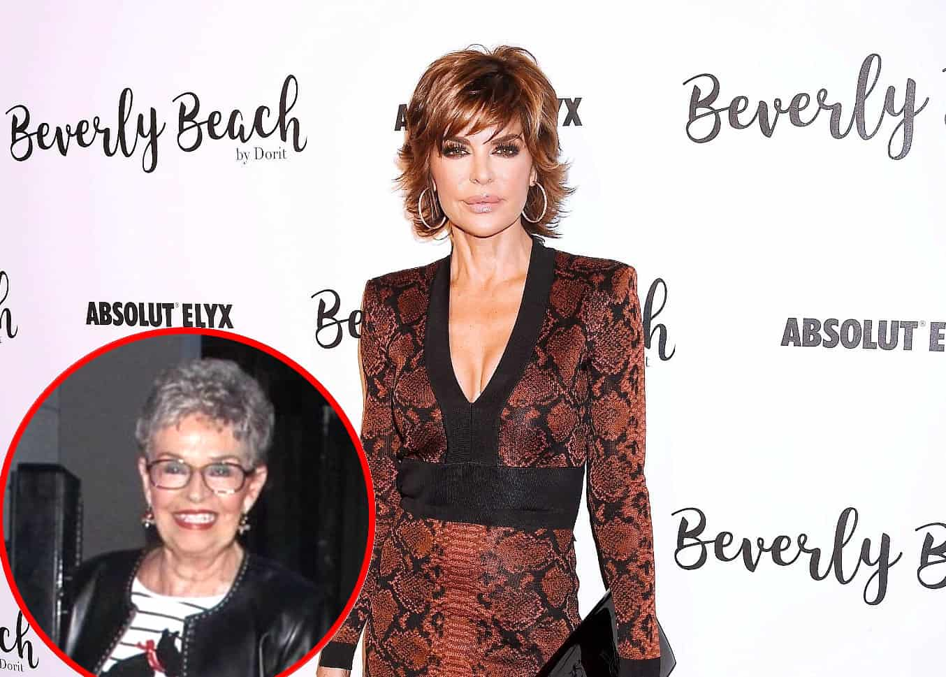 Lisa Rinna Reveals She Hasn't Seen Mother Lois in a Year Due to Pandemic, Posts Sweet Video Tribute as RHOBH Copes With Production Halt