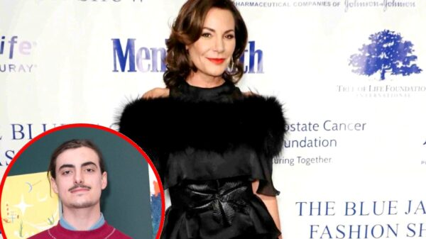 "Source Reveals Luann de Lesseps Is Estranged From Her Son And Accuses The RHONY Star Of Being A ""Gold Digger,"" Plus Makes Shocking Claims About Her Countess Title"