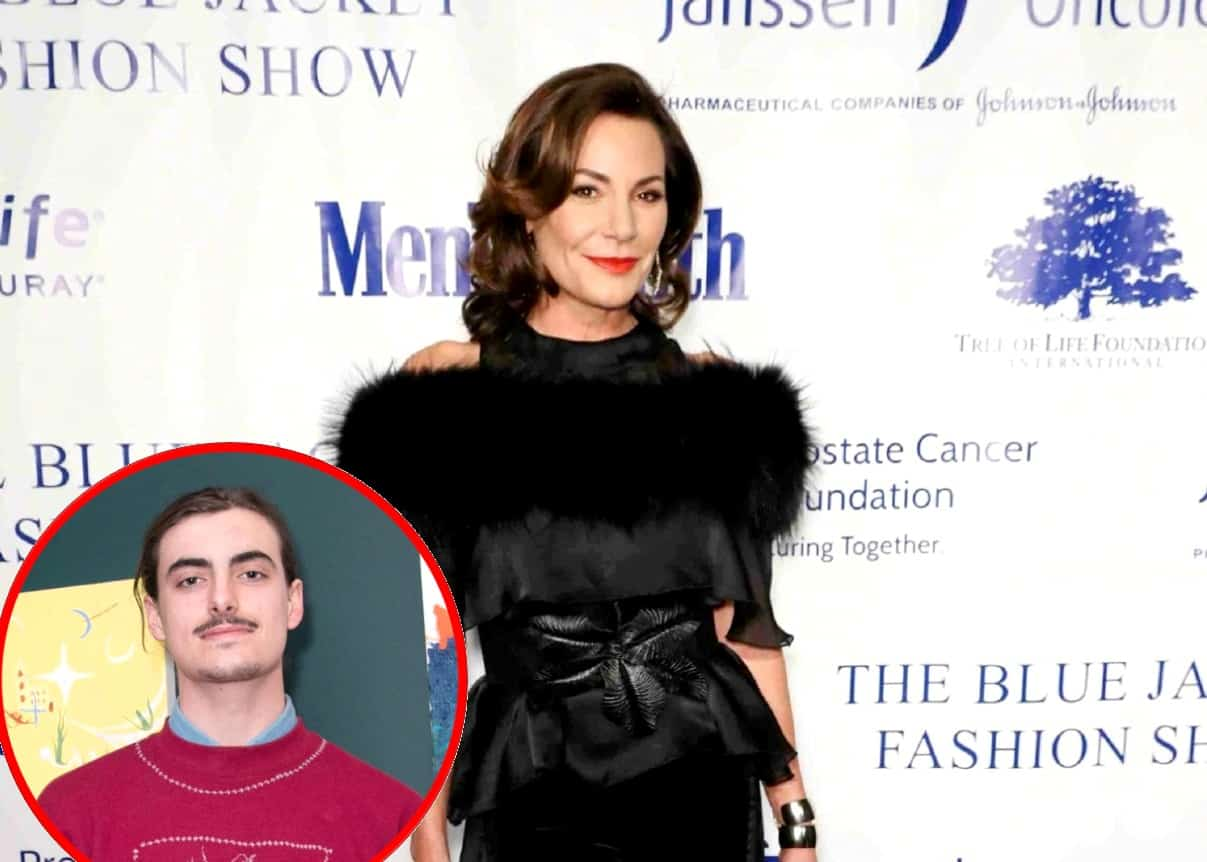 REPORT: Luann de Lesseps Is Estranged From Her Son Noel as Details of Family Rift Revealed, Plus New Claims About RHONY Star's Countess Title and Divorce