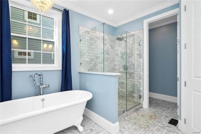 RHOC Meghan King Edmonds Master Bathroom