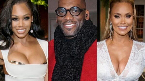 """'RHOP' Monique Samuels Responds to Jamal Bryant's Binder Shade, Denies His Accusations About Chris and Says Gizelle """"Tears People Down"""""""