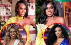 "Monique Samuels Addresses Rumors of Firing From RHOP as Wendy Osefo Hints at Return, Plus Candiace Blasts ""Stupid"" Porsha Williams for Befriending Monique, and Live Viewing Thread"