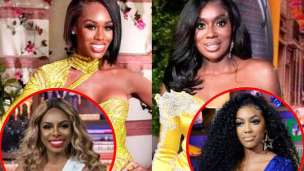 """Monique Samuels Addresses Rumors of Firing From RHOP as Wendy Osefo Hints at Return, Plus Candiace Blasts """"Stupid"""" Porsha Williams for Befriending Monique, and Live Viewing Thread"""