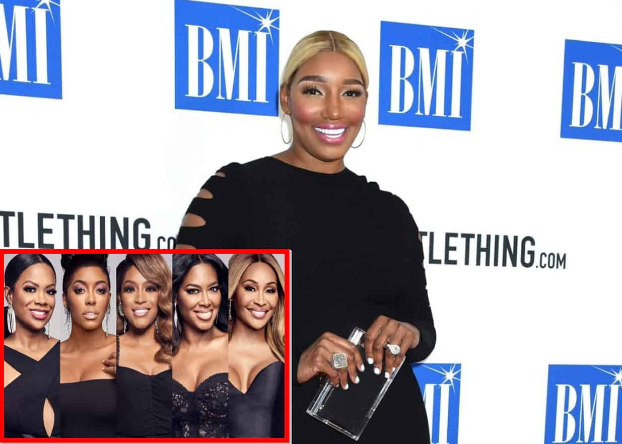 """Nene Leakes Seemingly Shades Recent RHOA Season 13 Ratings Drop, Posts Cryptic, Snarky Tweets: """"Is That the Number?"""""""