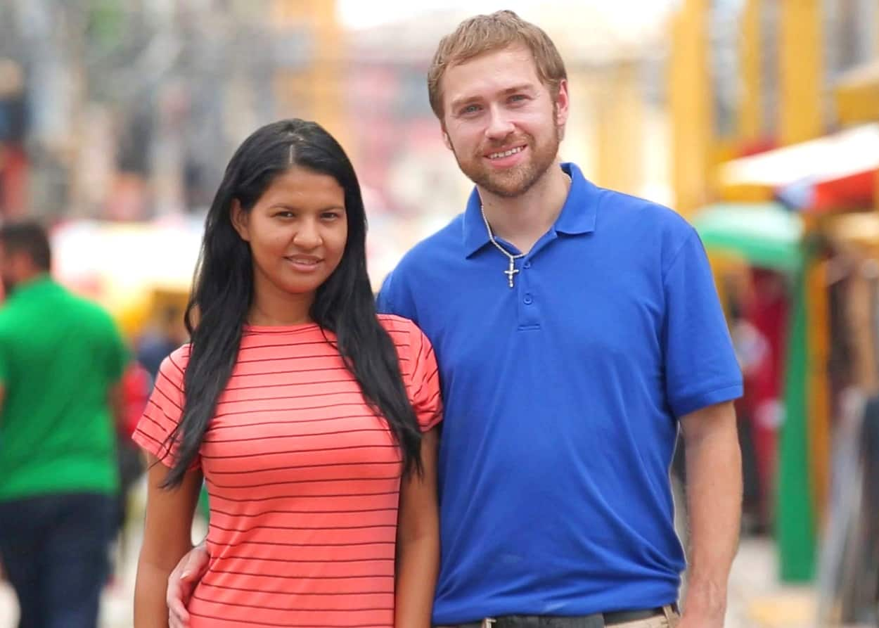 90 Day Fiancé's Paul Staehle Alleges Abuse in Marriage and Admits Running Background Checks on Karine's Suitors, Plus He Talks Restraining Order, Status of Marriage, and Keeping Their Miscarried Child