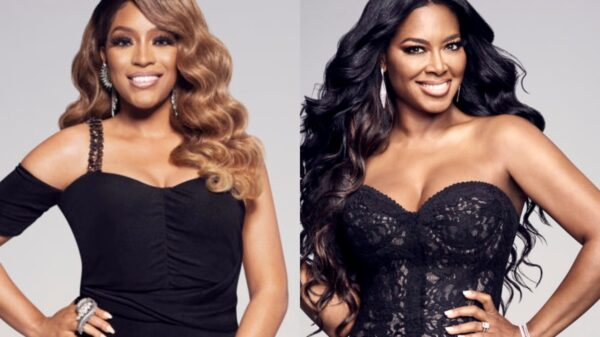 """RHOA's Drew Sidora Claps Back at Kenya Moore's 'Stray Animal' Comment With Shady Instagram, Plus How Kenya Slams Drew as a """"Parched"""" Version of Kim Fields"""