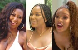 RHOA Recap: Kenya and LaToya Throw Shade at Drew, Plus Drew Confronts Husband For Disappearing For 3 Days