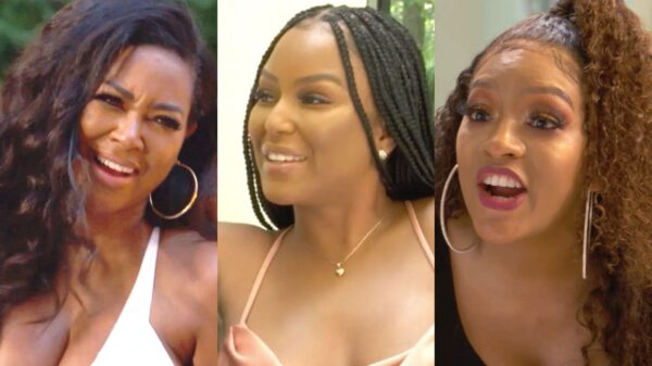 RHOA Recap: Kenya and LaToya Throw Shade at Drew, Plus Drew Confronts Husband For Leaving For 3 Days