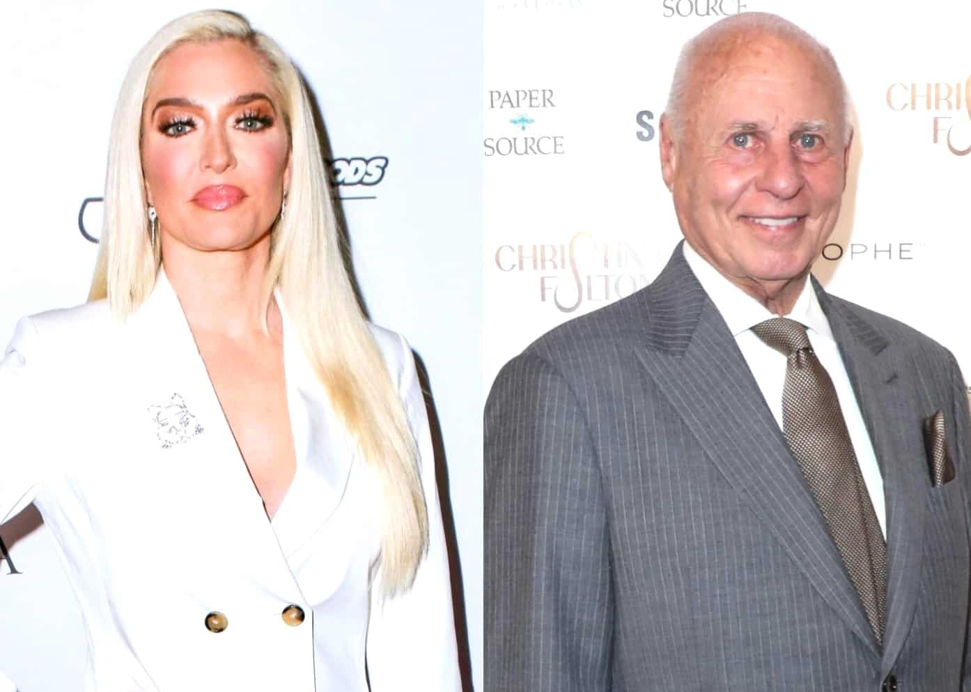 "Sources Reveal if Erika Jayne is Open to Reconciling With Ex Thomas Girardi as She's Going Through ""Heart Wrenching"" Time Amid Split, Find Out If She's Dating as She Pokes Fun at KFC Visit"