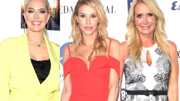 """RHOBH Insider On Why Erika Jayne's Divorce """"Isn't a Sham,"""" Insists Alleged Hookup Between Brandi Glanville and Kim Richards """"Actually Happened"""" as Brandi Issues New Denial"""
