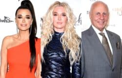 RHOBH's Kyle Richards Reacts to Erika Revealing Alleged Mistress of Husband Tom Girardi, Plus Erika is Ordered to Emergency Contempt Hearing by Judge as She Feels 'Betrayed' by Tom