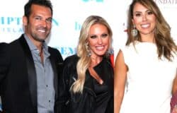'RHOC' Braunwyn Windham-Burke Denies Being on 5150 Hold After Kelly Dodd Compares Her to Taylor Armstrong's Late Husband as Sean Burke Accuses Cast of Trying to Get Her to Relapse
