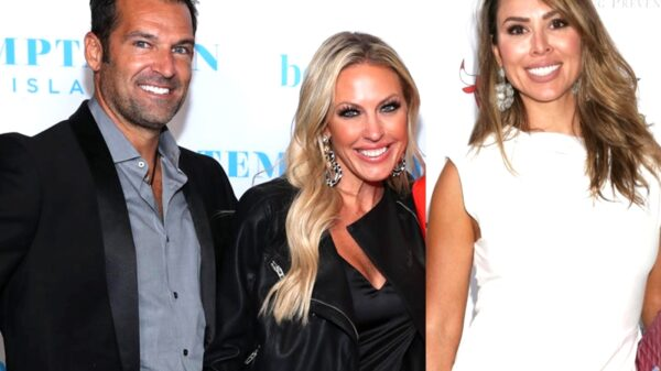 'RHOC' Braunwyn Windham-Burke Denies Being Put on 5150 Hold After Kelly Dodd Compares Her to Taylor Armstrong's Late Husband as Sean Burke Accuses Cast of Trying to Get Her to Relapse