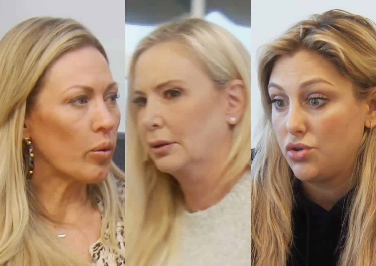 RHOC Recap: Braunwyn Struggles with Sobriety, Shannon Preps for the Worst, and Gina Worries About Her Ex-Husband's Plea Deal