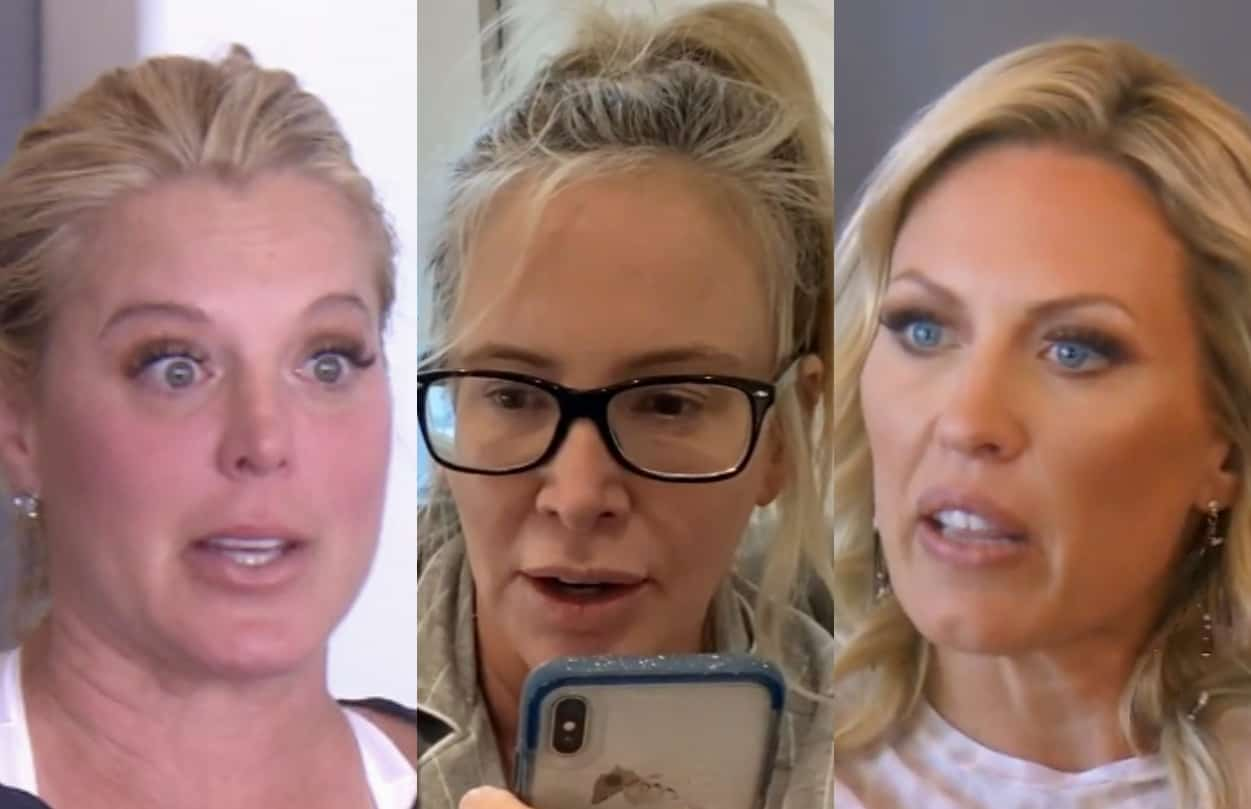 RHOC Recap: Elizabeth Struggles with Her Past and Shannon Test Positive; Plus, What is Really Happening in Braunwyn's Marriage?