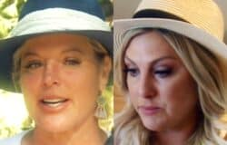 RHOC Recap: Elizabeth Cries Over Growing Up in Cult as Gina Preps for Matt's Trial