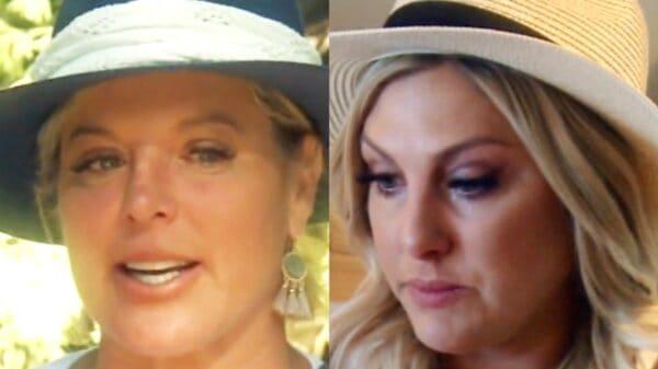 RHOC Recap: Elizabeth Cries Over Growing Up in Cult as Gina Preps for Matt's Trial