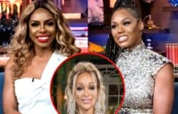 "Candiace Dillard Repeats She'll ""Never"" Film With Monique Samuels Again After RHOP Reunion, Talks Estrangement From Karen Huger and Slams Michael Darby"