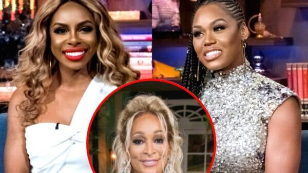 "Candiace Dillard Repeats She'll ""Never"" Film With Monique Samuels Again After RHOP Reunion, Addresses Estrangement From Karen Huger and Slams Michael Darby"