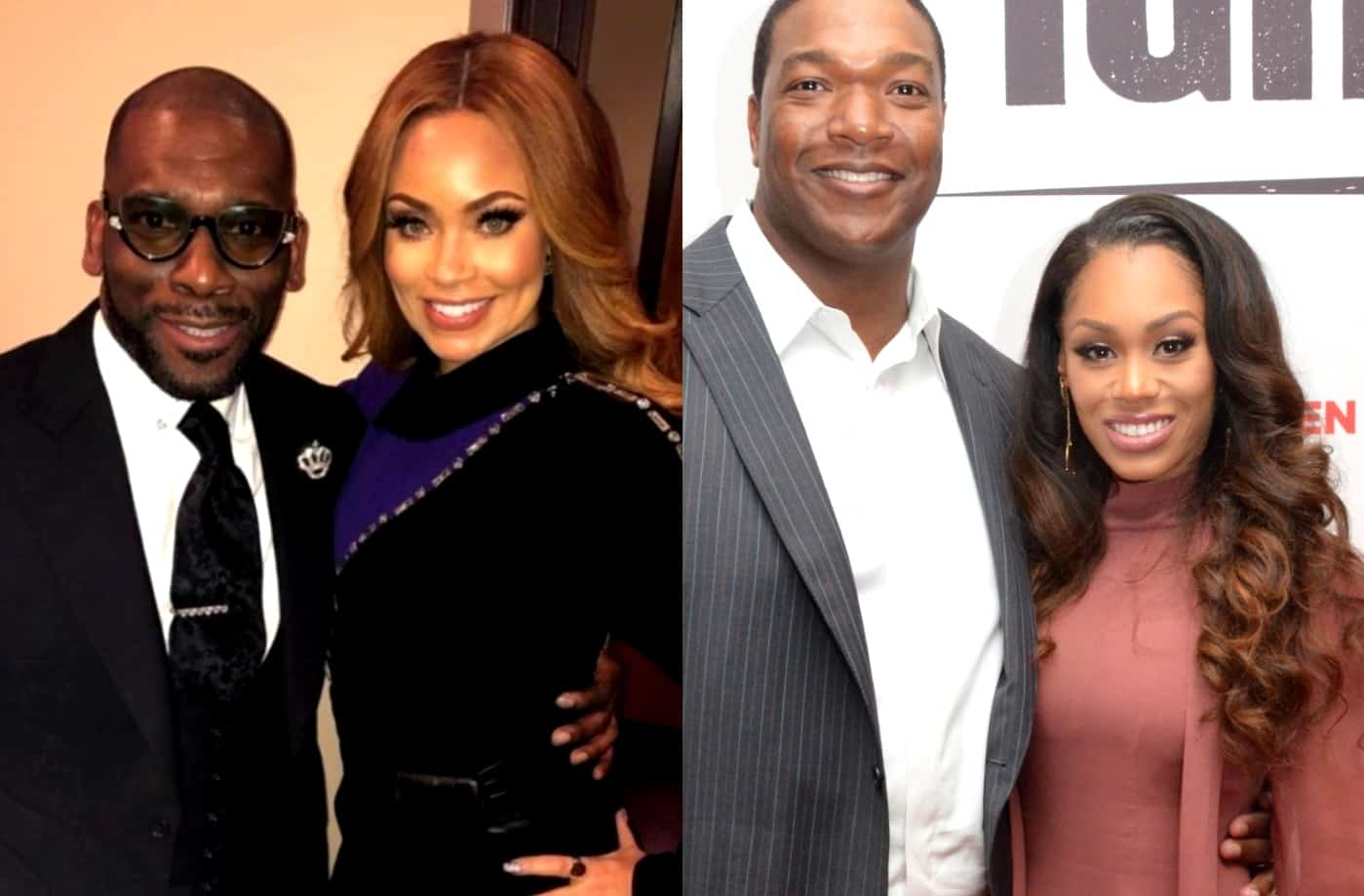 "RHOP's Monique Samuels Responds to Jamal Bryant's Threat to Sue Her for ""Maliciously Spreading Inaccurate,"" Says She Has ""Irrefutable Proof"" of His Alleged 8-Year Affair, Plus Chris Samuels Reacts"
